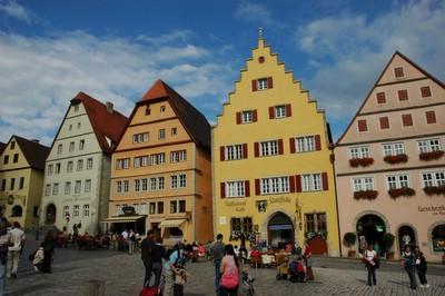 ドイツ ロマンチック街道 写真