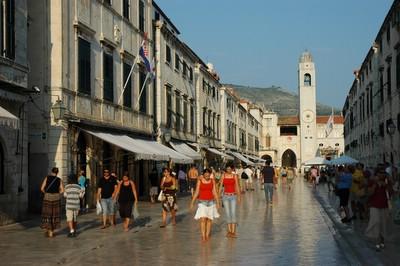 クロアチアのドブロブニク写真