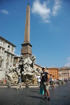 世界一周旅行 イタリア