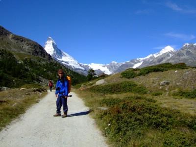 スイス ツェルマット マッターホルン