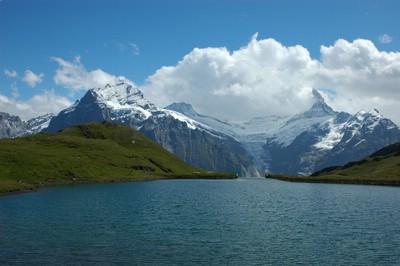 スイス ユングフラウヨッホ ハイキング