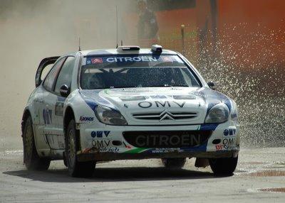 WRC 世界ラリー選手権