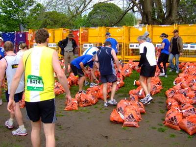 オークランドマラソン2007 写真