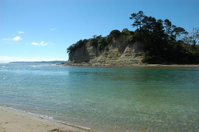 ニュージーランドでカニ釣り
