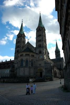 バンベルク 写真 世界遺産