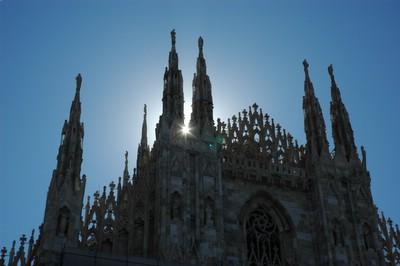 世界一周旅行 写真 イタリア ミラノ